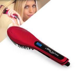 Escova Elétrica Alisadora Easy Brush Philco