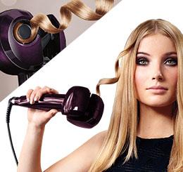 Modelador De Cachos Hair Styler Conair Polishop