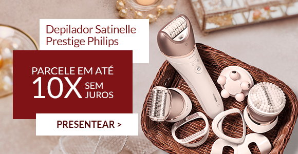 Depilador Satinelle Prestige Philips