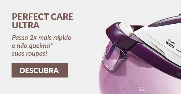 Ferro De Passar Perfectcare Ultra Philips Walita