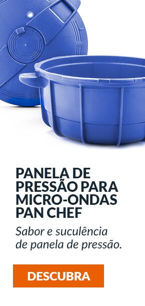 Panela de pressão para Micro-ondas Pan Chef