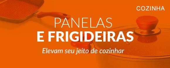 PANELAS E FRIGIDEIRAS