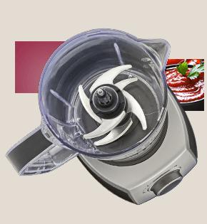 Processador E Liquidificador Samurai Philco Premium