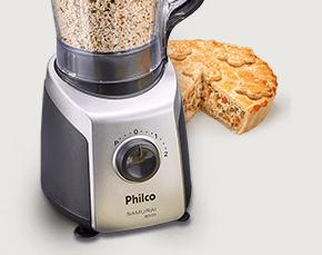 Processador e Liquidificador Samurai Philco Premium - OT