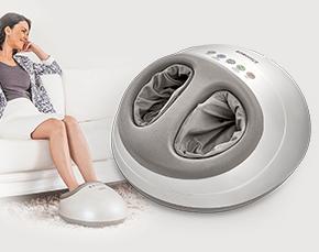 Foot Massager Shiatsu Air Pro Homedics