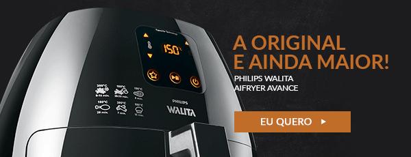 Fritadeira Elétrica Airfryer Avance Xl Philips Walita