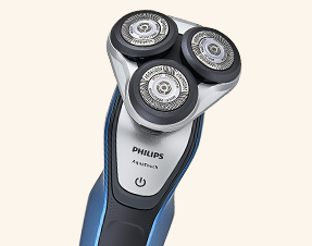 Barbeador Aquatouch Precision Philips